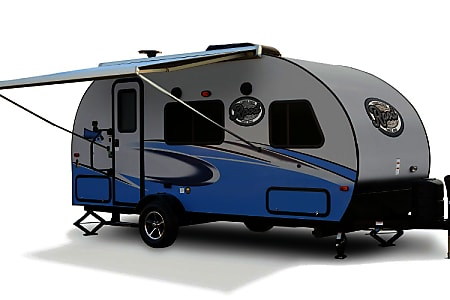 "02018 Forest River R-Pod 180 ""Blue Diamond"" LIVE* LOVE* GO CAMPING!!  Marietta, GA"