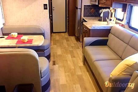 2017 Thor Outlaw Toy Hauler (no truck needed)  Las Vegas, Nevada