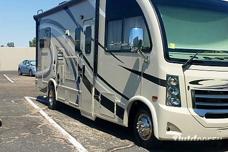 02017 Thor Motor Coach Vegas  Tucson, AZ