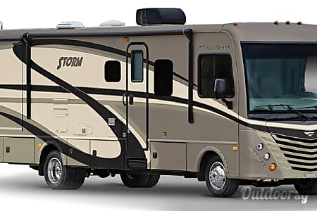 RV Coming Soon...Posting is only a placeholder for now. Please visit this page in a week. 2016 Fleetwood Storm 32H  Melbourne, Florida
