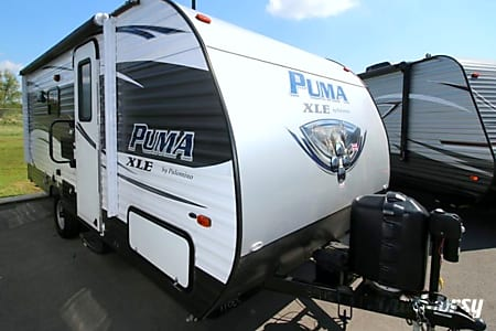 2016 Palomino Puma 17QBC Bunkhouse  North Little Rock, Arkansas