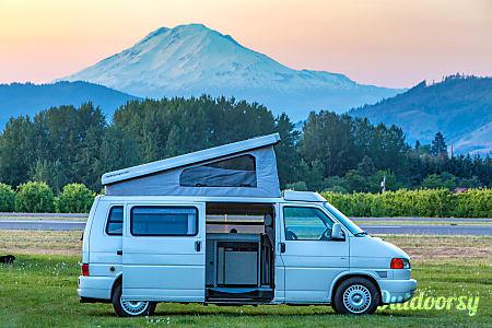 0Eurovan camper  Portland, OR