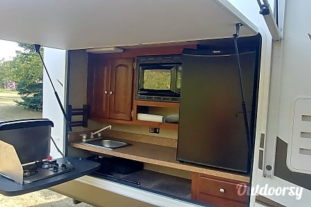 2012 Home From Home Conventional Travel Trailer  Petersburg, Virginia