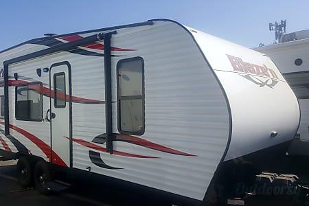 02017 Pacific Coachworks Blaze'N  CORONA, CA