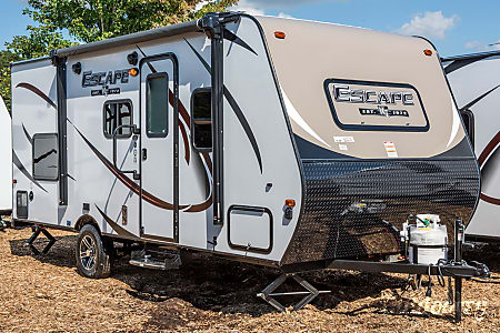 02018 KZ Escape 191BH, bunkhouse, queen bed, electric awning and slide out  Arvada, CO