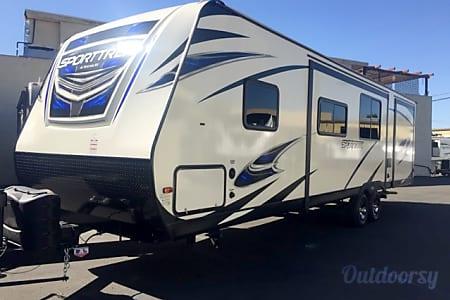 02018 Venture Rv Sporttrek  Sacramento, California