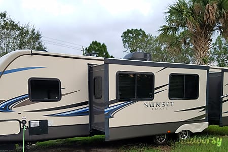 2014 Crossroads Sunset Trail Reserve  Clearwater, Florida