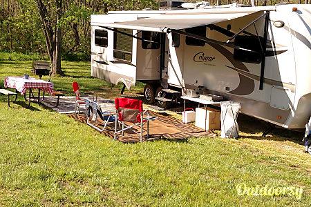 2012 Keystone Cougar  Affton, Missouri