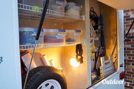 2006 Aerolite Travel Trailer  Mechanicsville, Maryland
