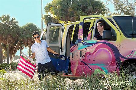0ONDEVAN CAMPERVAN, Rental Orlando Florida!  Orlando, Florida