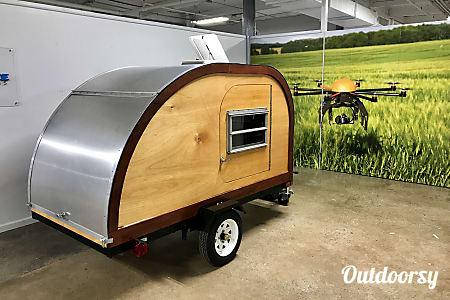 0The CR1 Teardrop - Custom Handbuilt  Greenville, SC