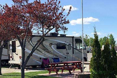 02016 Thor Motor Coach Axis  Peoria, IL