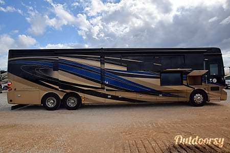 0Tiffin Allegro Bus - 45' Luxury Diesel Motorhome  Riverview, FL