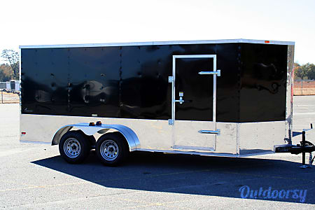07X12 Enclosed Cargo Trailer  Mt Juliet, TN