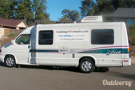 1997 winnebago Rialta  Shasta Lake, California