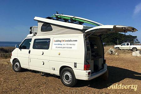 02000 volkswagen Winnebago  Shasta Lake, CA