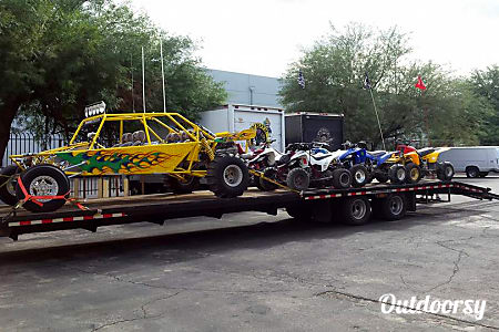 02015 Gator 45FT Equiptment hauler  Las Vegas, Nevada