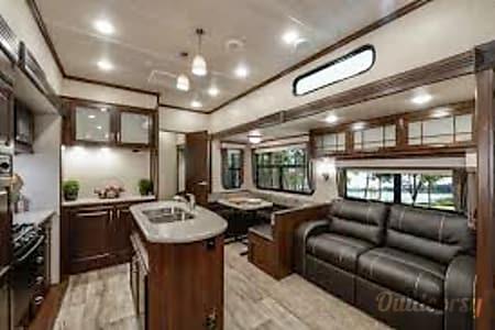 0Disney Family Trip Set-Up!!! 2017 Heartland Sundance  Lake Buena Vista, FL