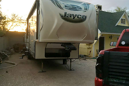 02015 Jayco Eagle 345 BHTS 39 ' Fifth Wheel Bunk House  Mesa, AZ