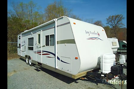 02007 Jayco Jay Feather Ultra Lite  Gray, TN