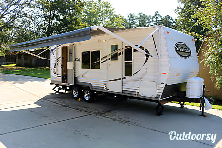 02010 Forest River Salem - Worry free, fully equipped  Clarkesville, GA
