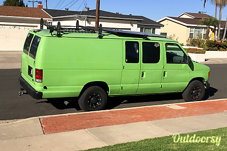01998 Ford Ford E350  San Diego, California