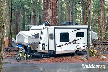 02016 Forest River Rockwood Roo  Garden Grove, CA
