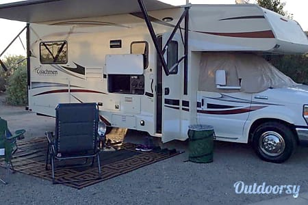 02016 Coachmen Freelander  Fort Campbell, Tennessee