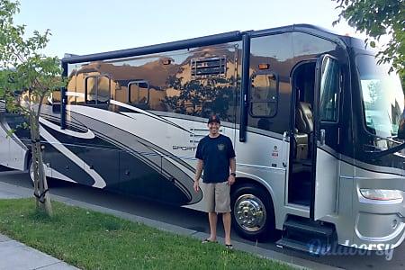 02009 Coachmen Sportscoach Pathfinder  San Jose, California