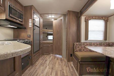 02017 Keystone Cougar Xlite  Boise, ID