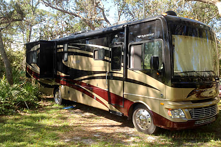 02012 Fleetwood Bounder  Port Orange, FL