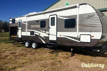 02016 Shasta REVERE SHT32DS  Cañon City, CO