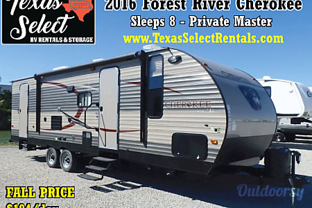 02016 Forest River Cherokee  Round Rock, TX