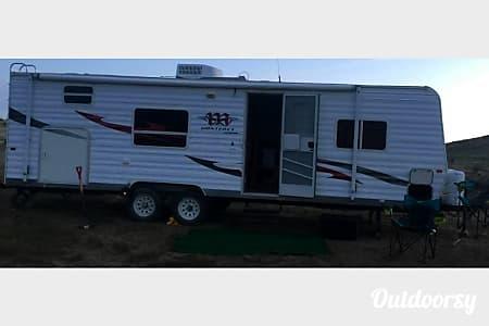 02006 Extreme Warrior Travel Trailer  Reno, NV