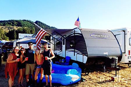 02017 Dutchmen Aspen Trail  Springfield, Oregon