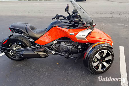 02015 Can Am Spyder F3-S SE6  Marietta, GA