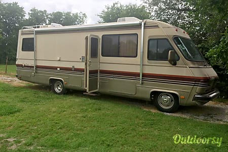 01987 Pace-Arrow 30' Class A Motorhome  Tulsa, Oklahoma