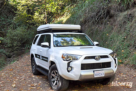 04Runner TRD Off Road  SAN FRANCISCO, CA