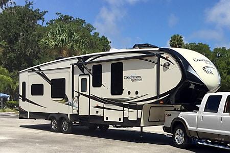 02014 Coachmen Brookstone  Palm Coast, FL