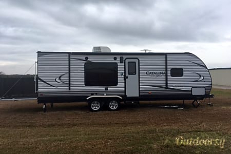 02018 Coachman Catalina Toy Hauler  Dallas, Texas