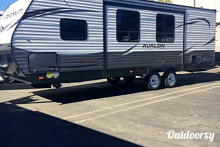02018 Starcraft Avalon  Olivehurst, California