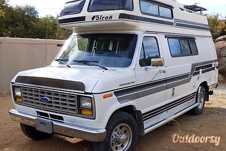 01990 Ford Falcon  Yarnell, AZ