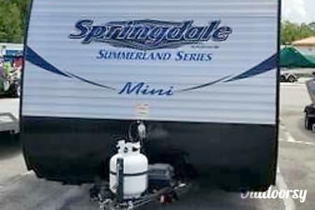 02016 Keystone Springdale 1800 BH  Jacksonville, Florida