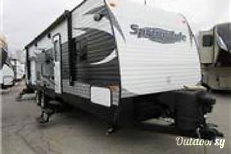 02016 Keystone Springdale SG262RK  Beaumont, CA