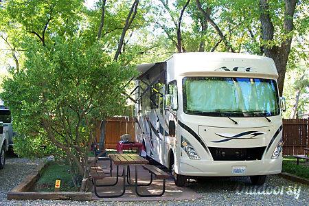 02017 Thor Motor Coach A.C.E  Green Valley, AZ