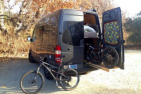 02016 Mercedes-Benz Sprinter 144 high roof conversion  Layton, Utah