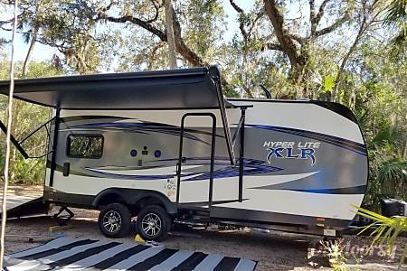 02017 Forest River XLR HyperLite 18HFS Toy Hauler  Jacksonville, Florida