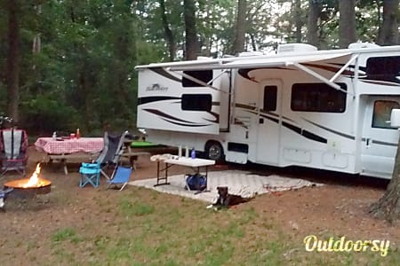 02012 Forest River Sunseeker  Middletown, DE