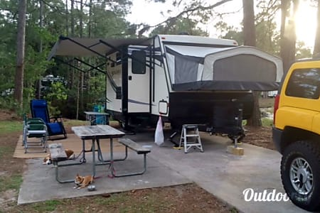 02015 Palomino Solaire Expandable  Tallahassee, Florida