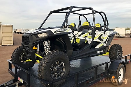 0Polaris RZR XP4 1000 (RZR412)  Sun City, AZ